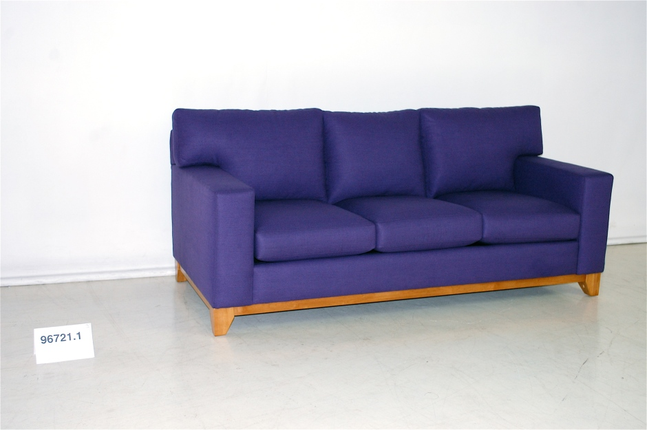 MODASCAPES ZURICH PURPLE SOFA