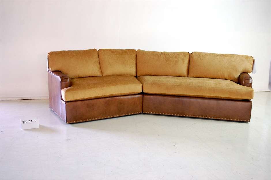 Barrie Connoly Angled Sofa