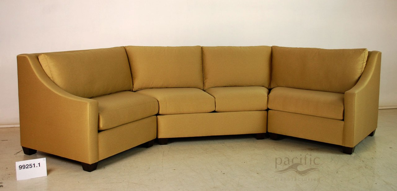 This brussels sectional has all the angles current for W furniture brussels