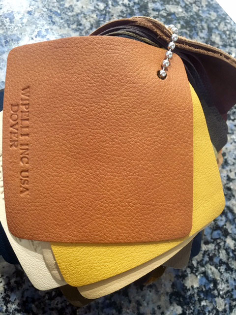 Wipelli Leather Dover