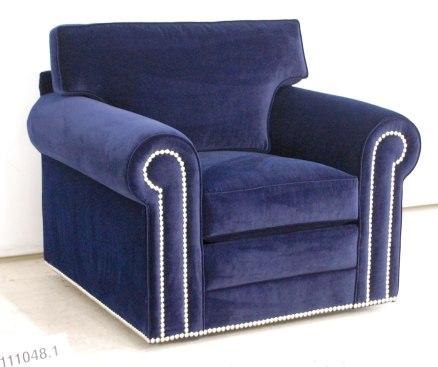Blue-Velvet-Chair