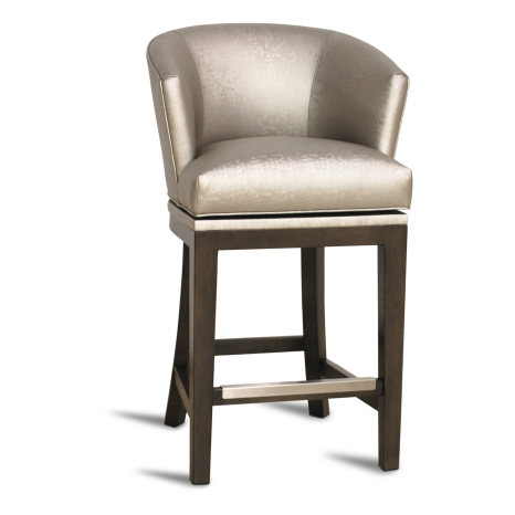 115601.Round Barstool.Bar Height.335