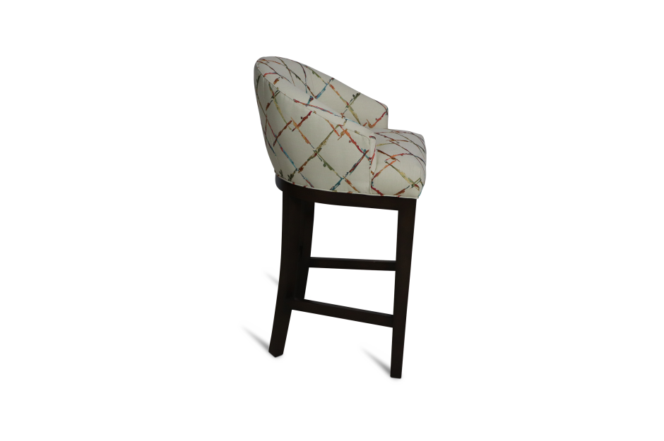 118337.Round Barstool.Bar Height.911